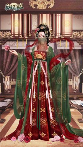 趣投花签着新衣,《兰陵王妃》活动五星服饰惊艳来袭