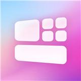 Colorful widget