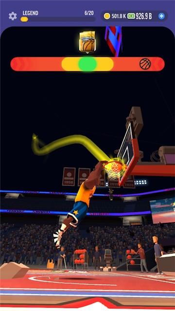 篮球传奇截图