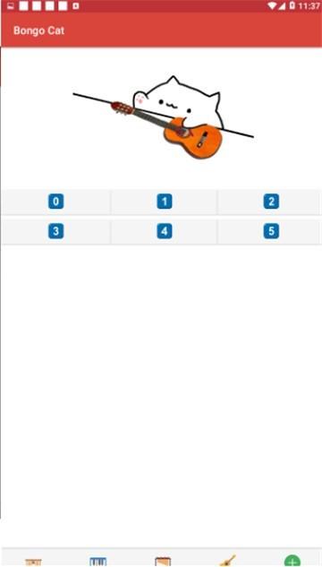 演奏乐器的猫抖音版截图