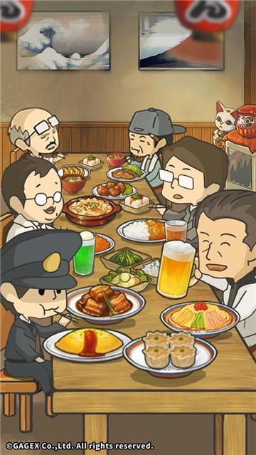 众多回忆的食堂故事汉化版截图