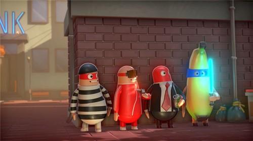 RubberBandits橡胶强盗截图