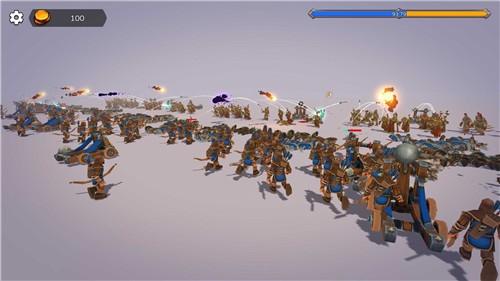 史诗3D战争截图