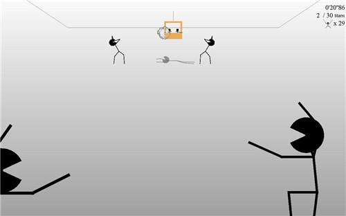 猎杀巨人的游戏截图