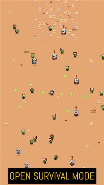 子弹土地2D截图