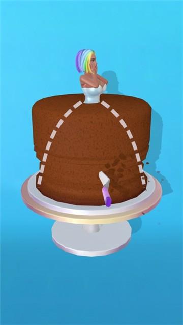 蛋糕小姐姐截图