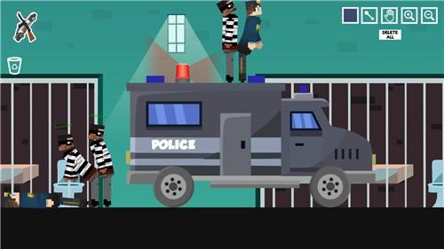 人类游乐场监狱截图