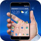 手机透明屏幕壁纸