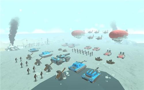陆军战争模拟器截图
