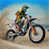 疯狂技能越野摩托车