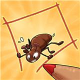 蚂蚁哪里跑