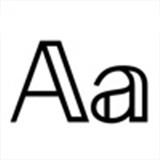 fonts输入法