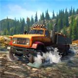 泥浆车模拟器3D