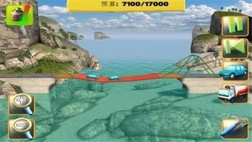 疯狂建桥模拟器截图